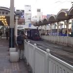 伊予鉄松山市駅前